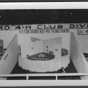 State Fair exhibit booths