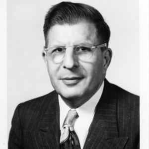 Dr. John W. Cell portrait