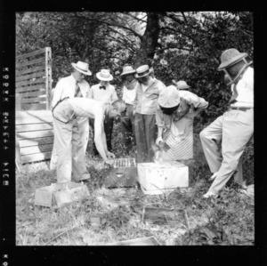 Beekeeping Meeting at Boone, NC
