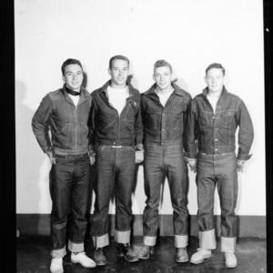 State Winning 4-H Livestock Judging Team, State Fair 1953