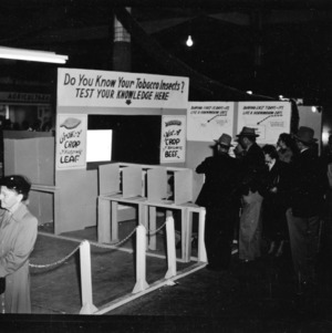N. C. State Fair: Fair Booths