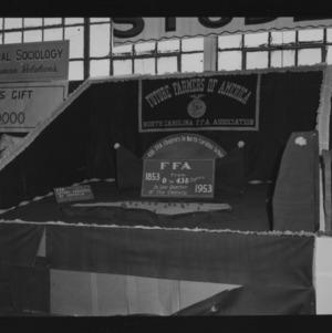 N. C. State Fair: Future Farmers of America Booths