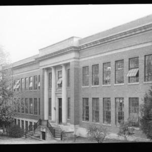 Page Hall, November 1953