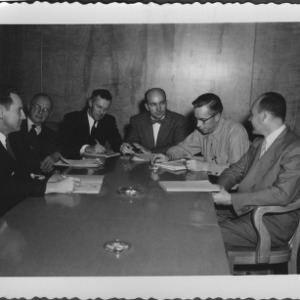 1954 Nematode Project meeting