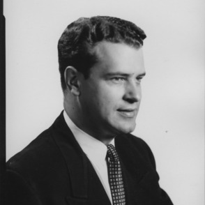 Portrait of H.P. Hamilton, July 1954
