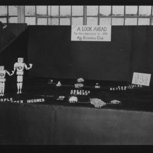 NC State Fair, October 1954: A Look Ahead, Agriculture Economic Club