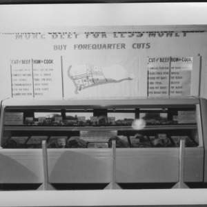 NC State Fair, October 1954: 1954 State Fair Home Demonstratoin