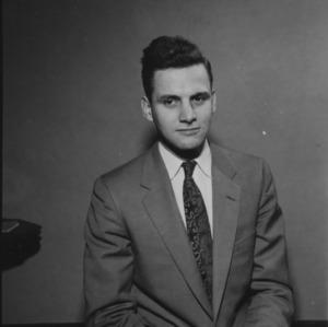 Reverend Gaylord B. Noyce portrait