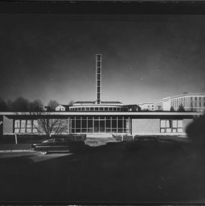 Reactor building for Brochure Cover