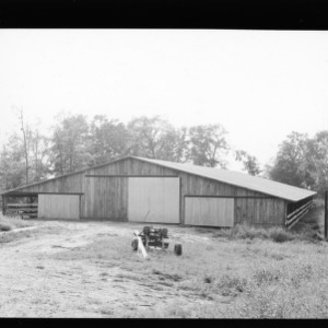 Buildings, Farm, Barns, Pole, in Alamance County