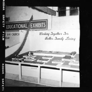 NC State Fair exhibit