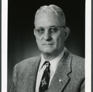 Clinton F. Parrish portrait
