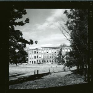 Tompkins Hall; Old Alumni Building
