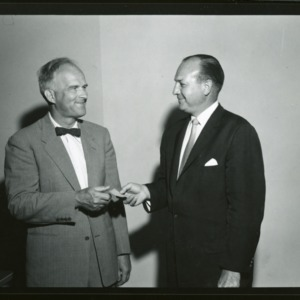 Dean Richard J. Preston and other