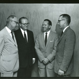 Robert W. Shoffner and others of the Agricultural Extension Service