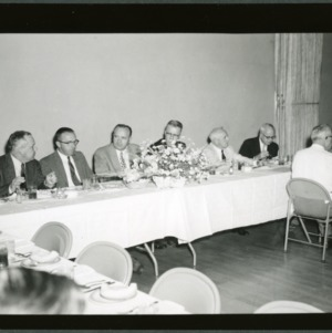 American Institute of Cooperation banquet at College Union