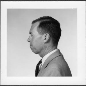 J. A. Rigney portrait