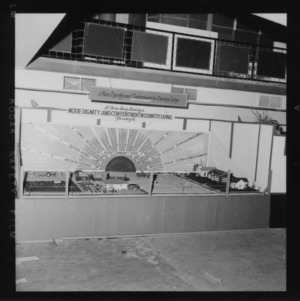 N. C. State Fair: Challenge Booths--made for Mr. J. W. Crawford Program Planning