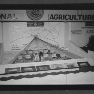 N. C. State Fair: Bladen County Future Farmers of America Exhibit