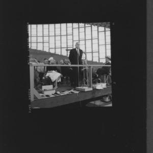 N. C. State Fair: L.Y. Ballintine opening of fair