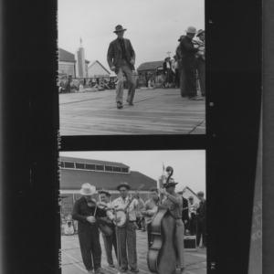N. C. State Fair: Folk Music