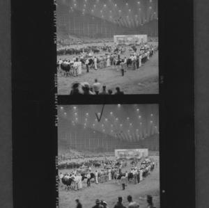 N. C. State Fair: Parade of Champions in Fair Arena