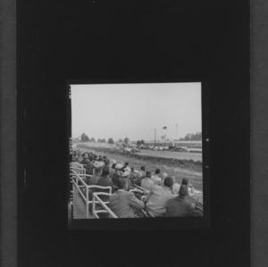 N. C. State Fair: Car racing