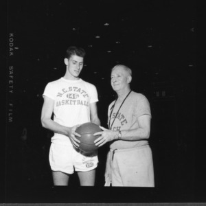 Basketball: Coach Case with Cliff Hafer