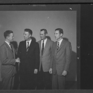 1957 ASAE N.C. Section Officers
