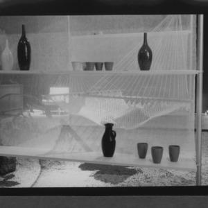 Good Design '57 exhibit, College Union