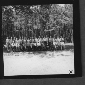 Graduates of the Biltmore Forestry School