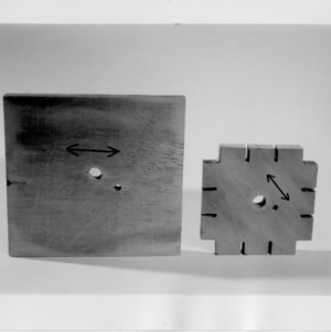 Plywood specimens
