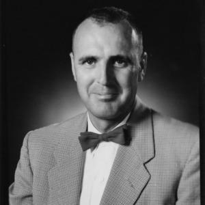 Dr. Frank E. Guthrie portrait