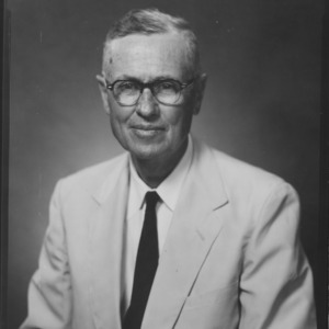 Dr. Gordon K. Middleton portrait