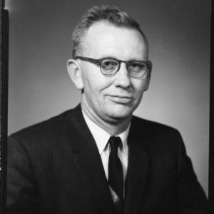 H. F. Robinson portrait