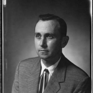 Dr. John Clark Osborne portrait