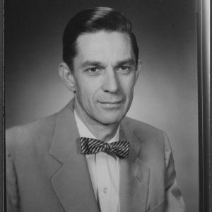 John Harris portrait