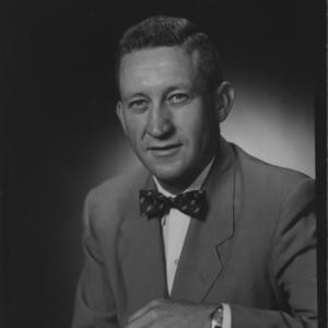 Dr. C. Brice Ratchford portrait