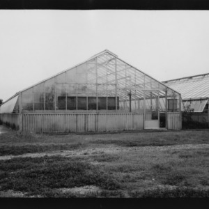 Plant pathology greenhouse