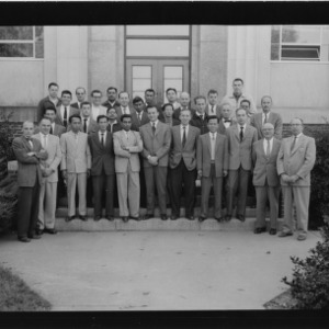 Nuclear Short Course group at Riddick