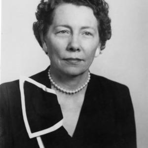 S. Virginia Wilson portrait