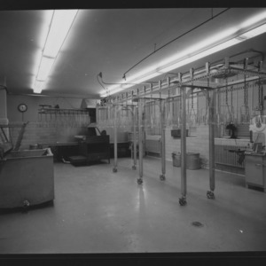 Poultry laboratories, Scott Hall