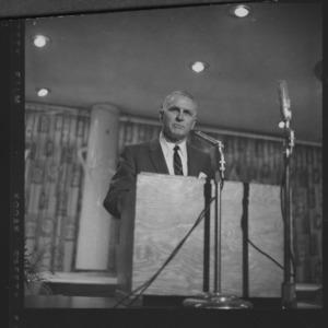 Thomas J. Pearsall at Agricultural Symposium