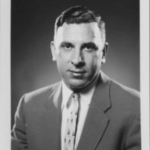 Guy Parsons portrait