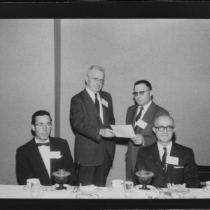 American Society of Civil Engineers (ASCE) Luncheon in Sir Walter Hotel