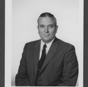 Dr. Arthur C. Menius portrait