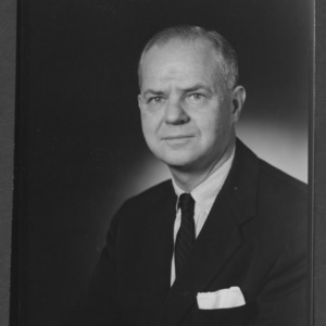 Dr. Lodwick C. Hartley portrait