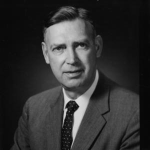 Dean J. W. Shirley portrait