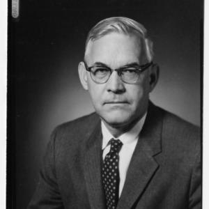 Dr. George A. Gullette portrait