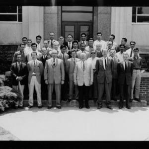 Atomic group group portrait